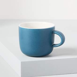 west elm Kaloh Mugs (Set of 4) - Turquoise