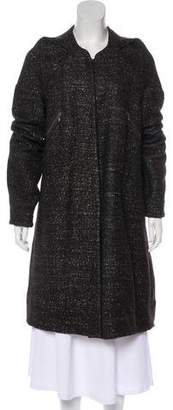 Marni Wool-Blend Long Coat