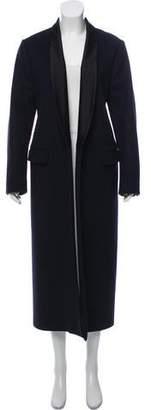 Dries Van Noten Long Wool Coat