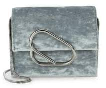3.1 Phillip Lim Alix Velvet Crossbody Bag