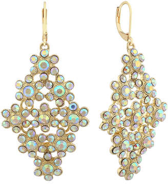 MONET JEWELRY Monet Jewelry White Chandelier Earrings