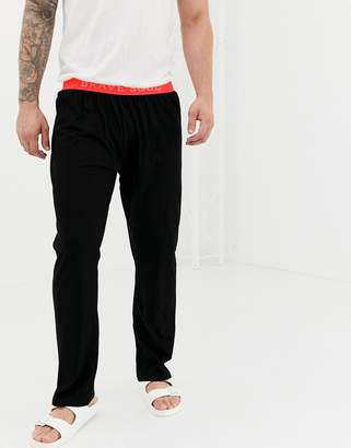 Brave Soul Lounge Pant with Neon Waistband