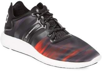 Y-3 Men's 3 Yohji Run Low Top Sneaker