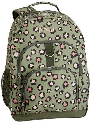 9e16d32a2757 at PBteen · Pottery Barn Teen Gear-Up Olive Leopard XL Backpack