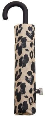 MANGO Leopard print umbrella