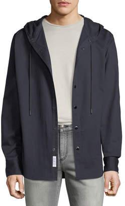 Rag & Bone Men's Bryant Snap-Front Shirt Jacket