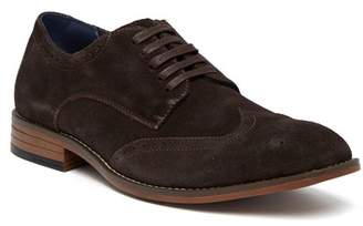 Joseph Abboud Evan Suede Wingtip Shoe