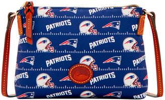 Dooney & Bourke NFL Patriots Crossbody Pouchette