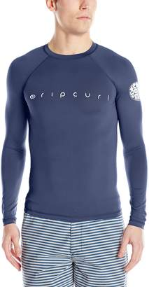 Rip Curl Men's Dawn Patrol Uv Long Sleeve T-Shirt Rashguard