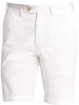 Saks Fifth Avenue Men's COLLECTION Cotton Oxford Shorts