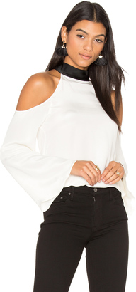 RAMY BROOK Serena Blouse $325 thestylecure.com