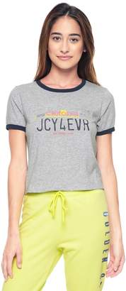 Juicy Couture License Plate Graphic Tee