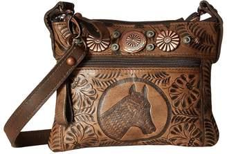 American West Trail Rider Hip/Crossbody Bag Cross Body Handbags