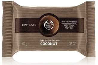 The Body Shop Coconut Oil Soap