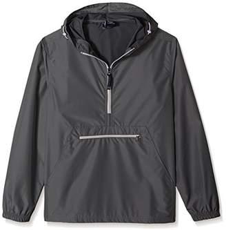 Charles River Apparel Unisex-Adult's Pack-N-Go Windbreaker Pullover (Regular & Extended Sizes)