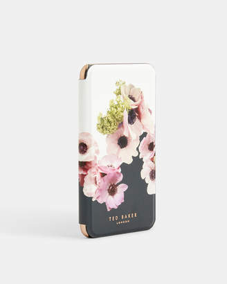 Ted Baker CHESKII Neapolitan iPhone XS Max book case
