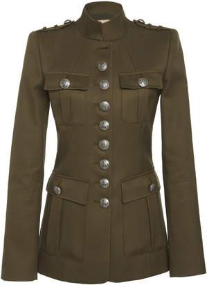 Michael Kors Military Cotton Jacket