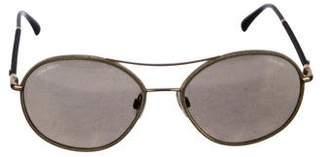 Chanel Pilot Fall Sunglasses