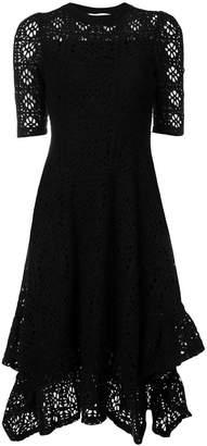 See by Chloe crochet dress