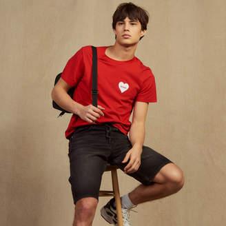 Sandro Denim Bermuda shorts