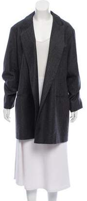Equipment Oversize Wool Blazer