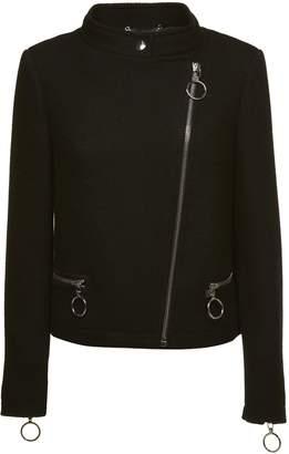 Moschino Zipped Jacket