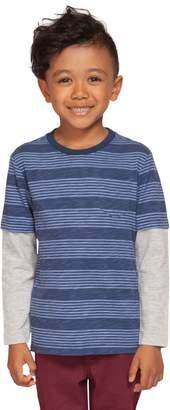 Dex Little Boy's Long-Sleeve Cotton Blend Tee