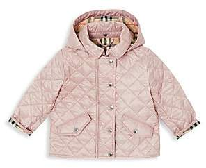 242f4466f Burberry Women's Baby Girl's Ilana Update Quilted Jacket