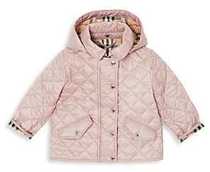 ba07efaaa65 Burberry Women s Baby Girl s Ilana Update Quilted Jacket