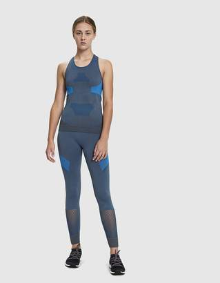 adidas by Stella McCartney Training Seamless Tight in Granite