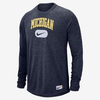 Nike College Stadium (Ohio State) Men's Long Sleeve Top