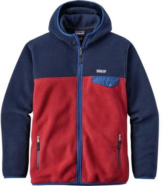 Patagonia Lightweight Synchilla Snap-T Hooded Fleece Jacket - Men's