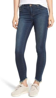 Articles of Society Sammy Fray Hem Skinny Jeans