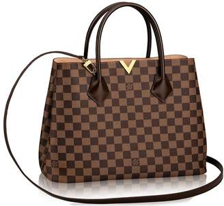 ffe3015cd981 Louis Vuitton Authentic Kensington Shoulder Handbag Article  N41435 Made in  France