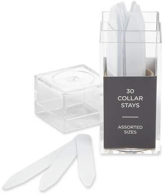 STAFFORD Assorted Collar Stays - 30-pc. Set
