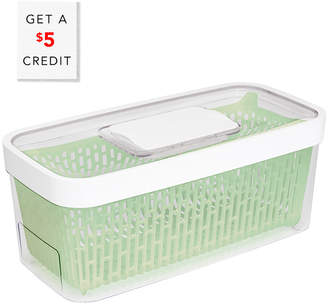 OXO Good Grips 5Qt Greensaver Produce Keeper With $5 Rue Credit