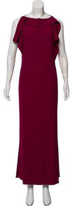 Philosophy di Alberta Ferretti Sleeveless Maxi Dress