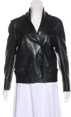 Alaia Vintage Leather Jacket
