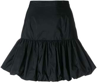 Stella McCartney gathered hem skirt