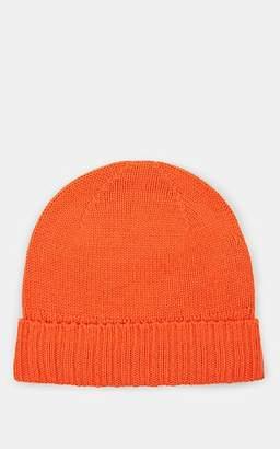 Barneys New York Men's Wool Hat - Orange