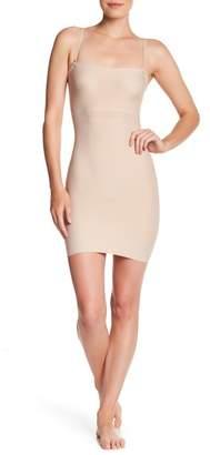 TC Fine Shapewear Strapless Slip Dress