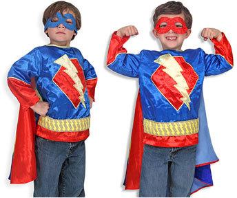 Melissa & Doug Toddler 'Superhero' Costume