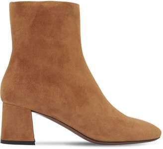 L'Autre Chose 60mm Suede Ankle Boots