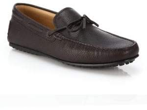 Tod's City Gommino Leather Drivers