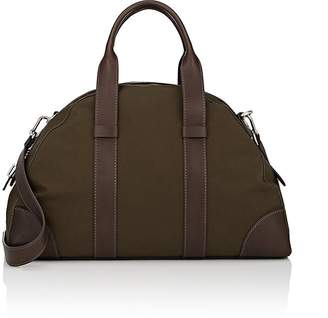 Fontana Milano 1915 Men's Small Leather-Trimmed Weekender Bag