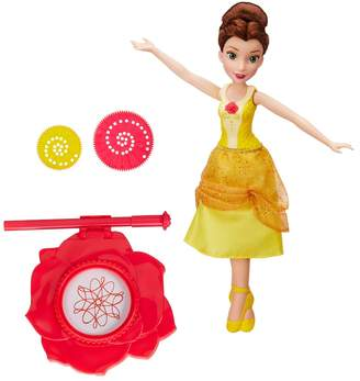 Kohl's Disney Princess Dancing Doodles Belle Doll