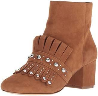 Nine West Women's nwQAMILE Ankle Boots, Silver, 38 EU (8 US)
