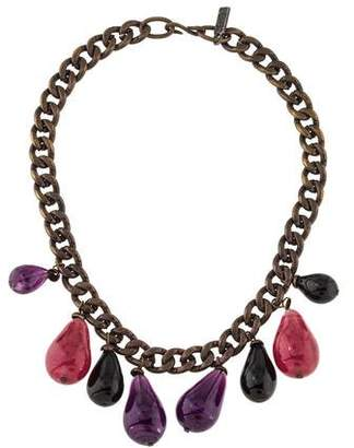 Saint Laurent Collar Necklace