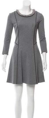 3.1 Phillip Lim Embellished A-Line Dress