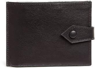 Maison Margiela Men's Leather Fold Card Wallet